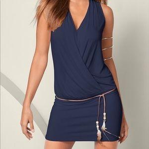 VENUS Banded bottom dress